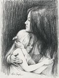 Original Charcoal Drawing
