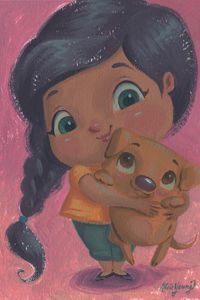 Best Buds - Alicia Young Art