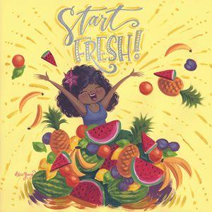 Start Fresh! - Art by Alicia Renee