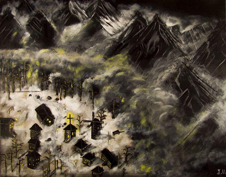 Dark Dream - Jacqueline Melendez Gallery