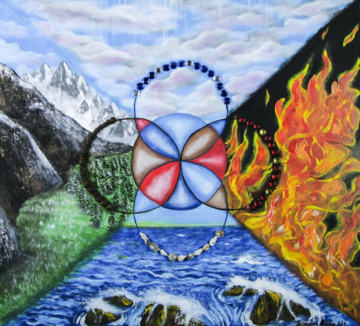 Celtic Five - Jacqueline Melendez Gallery