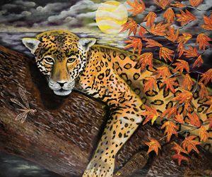 Autumn Jaguar