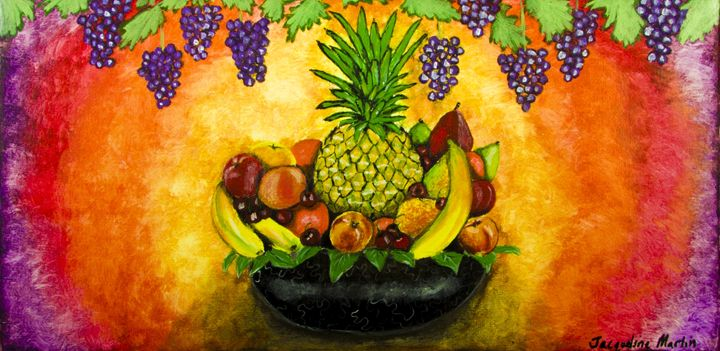 Fruit Passion - Jacqueline Melendez Gallery