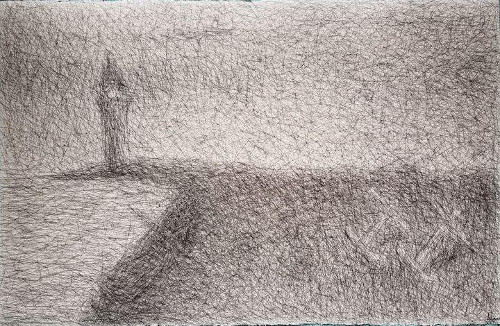 Lighthouse - ArtbyAtom