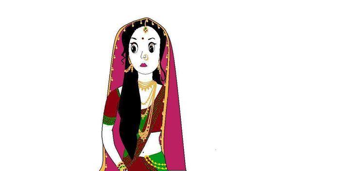 Cartoon Princess - Drawings