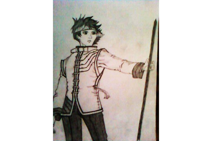 Pencil art - Drawings