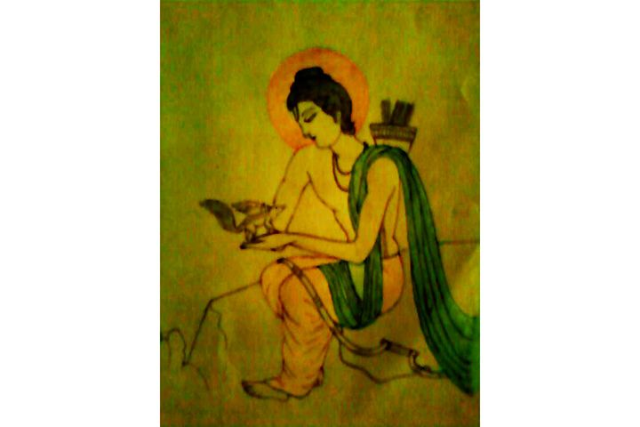 Lord Rama - Drawings