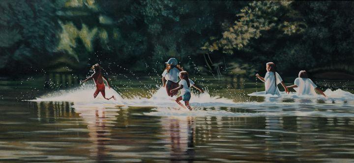 Water race - OS Ng