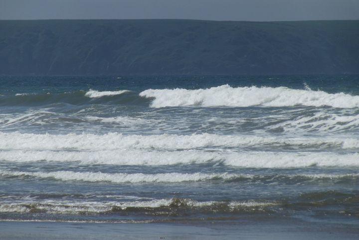 Surf's up - Mark Rosser