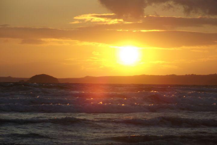 Sunset bliss - Mark Rosser
