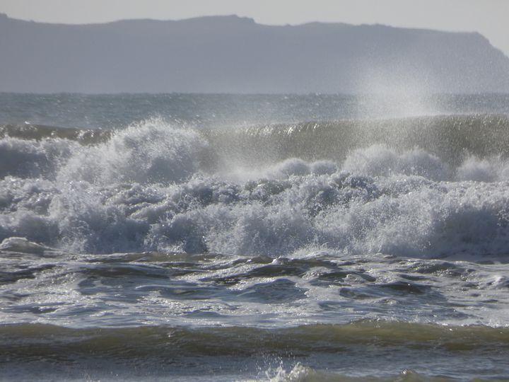 Storm surge - Mark Rosser