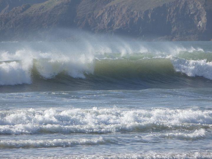 Sea spray - Mark Rosser