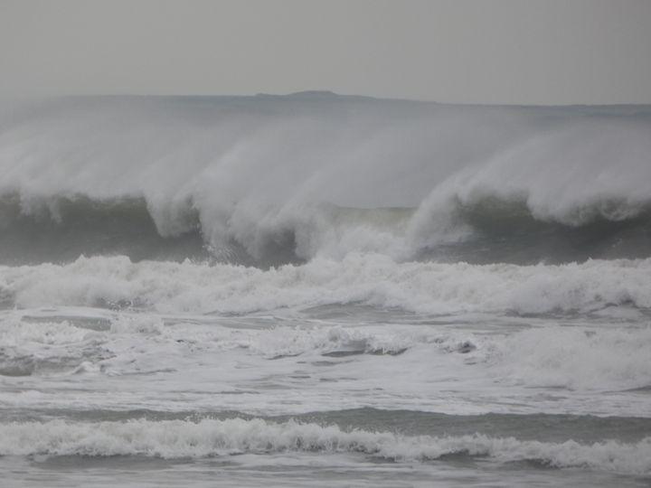 Stormy weather - Mark Rosser