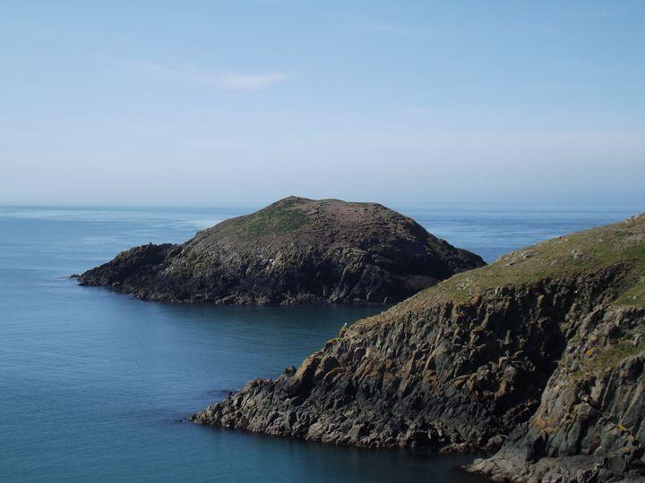 Strunble Head Pembrokeshire - Mark Rosser