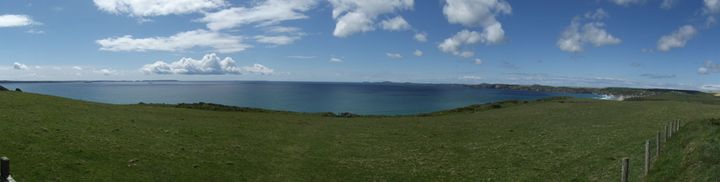 Pembrokeshire panorama - Mark Rosser