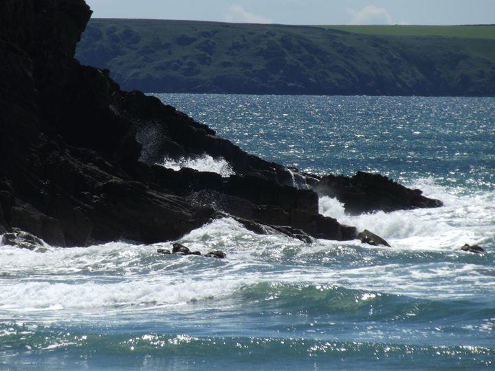Nolton Haven tide - Mark Rosser