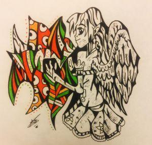 Fairy/patternblend