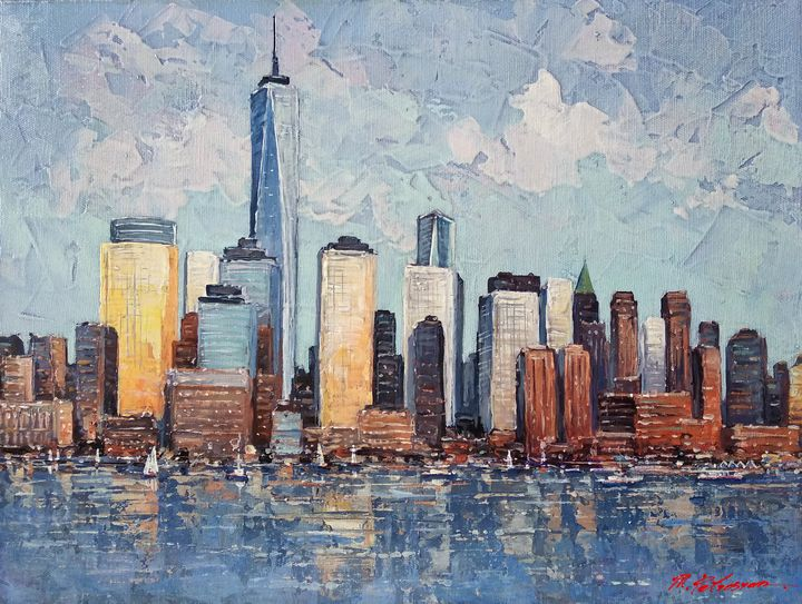 New York #2 - Movses Petrosyan