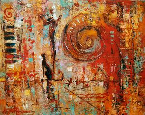 Abstract Painting #04