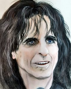 The Man Behind the Mask Alice Cooper
