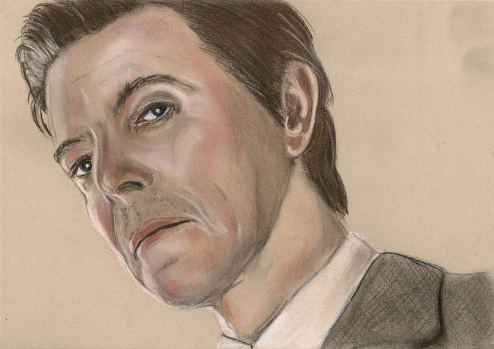 David Bowie - Julie Bramley Art