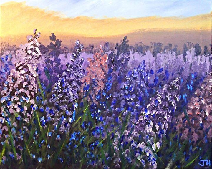 Lavender Dreams - BrilliantColorsbyJen