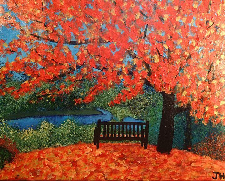 Autumn Breeze - BrilliantColorsbyJen
