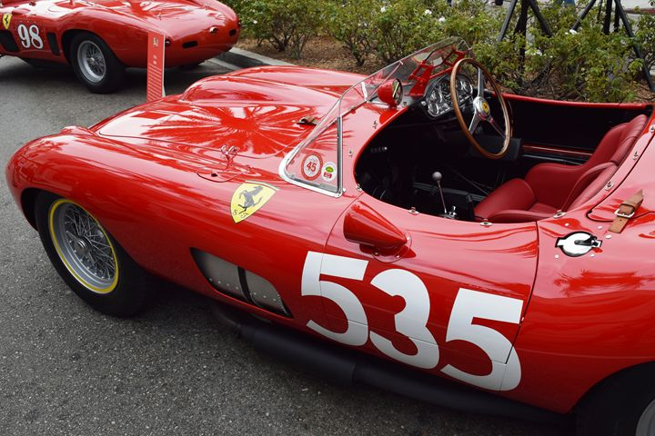 1957 Ferrari 315 Sport #0684 - Steven Kittrell Automotive Imagery