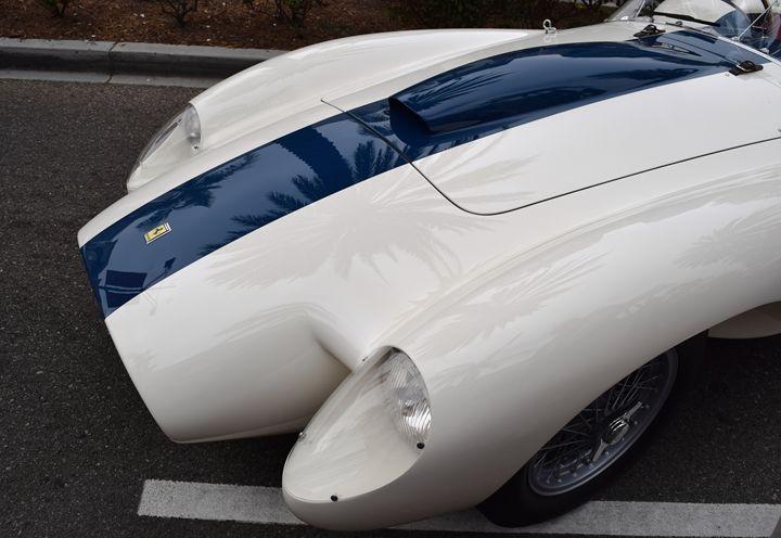 1959 Ferrari Test Rosa - Steven Kittrell Automotive Imagery