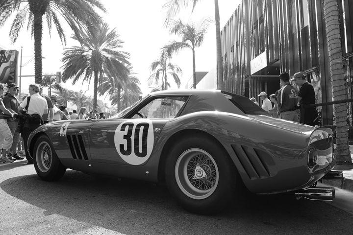 1964 Ferrari 250 GTO Series II - Steven Kittrell Automotive Imagery