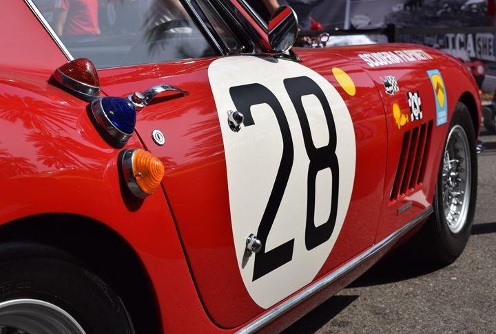 1967 Ferrari 275 GTB/C S/N 9079 - Steven Kittrell Automotive Imagery