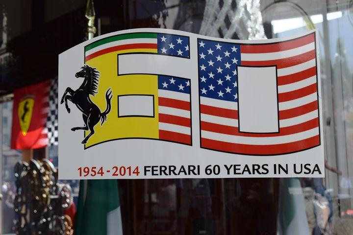 Paint the Town Ferrari - Steven Kittrell Automotive Imagery