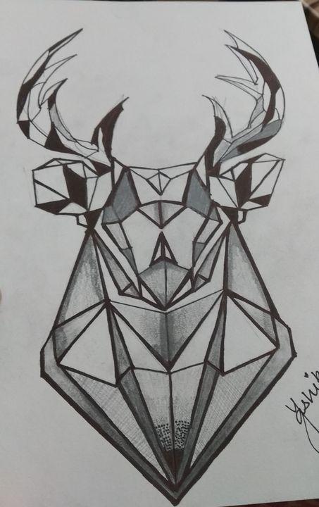 Pencil drawing - Yashikaartwork