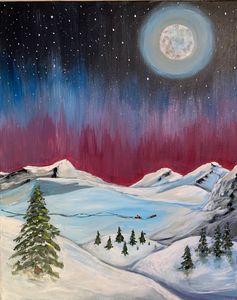 Winter Sky Lights