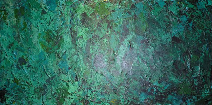 Emerald Forest - Mike Crozier's Art