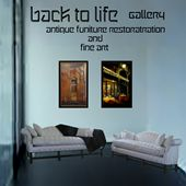 Back to Life Gallery