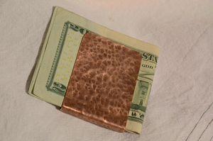 Fat Cat Money Clip