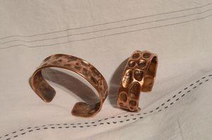 """Air Chase"" Copper Bracelet"