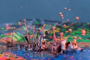 Chaotic Paint - Happy Little Pixels