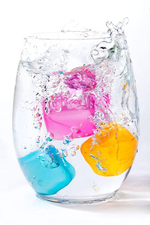 Colorful Ice - Happy Little Pixels