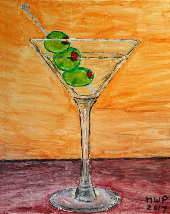 Martini - Michael Paulson