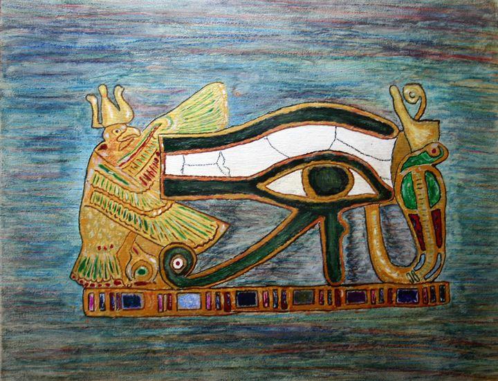Eye of Osiris - Michael Paulson