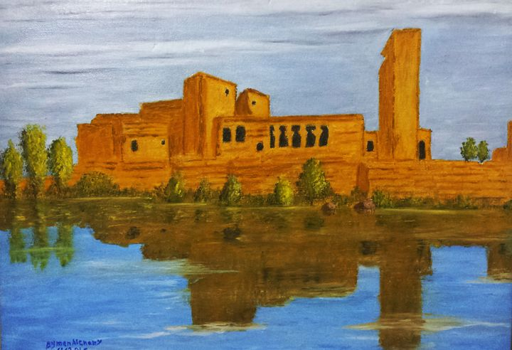 The temple of Isis at Philae, Aswan - Alenany