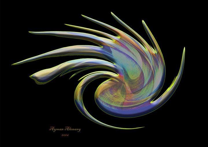 The whirl, 1.5B - Alenany