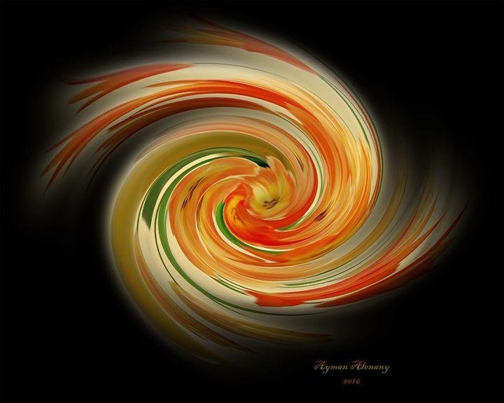 The whirl, 1.6B - Alenany