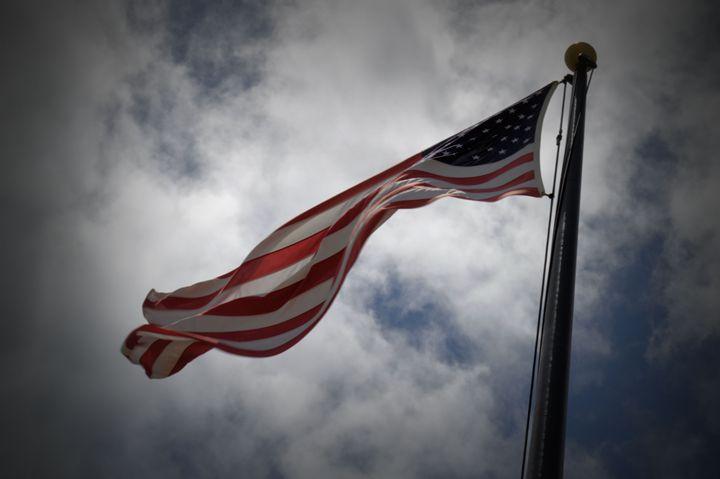Flag - Jenny Davis Photography