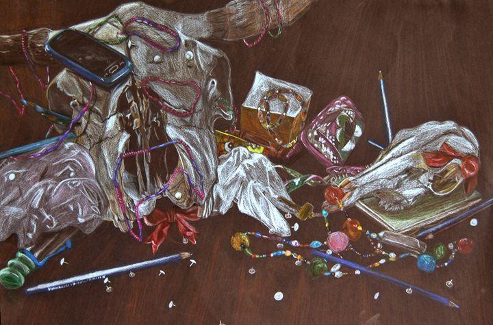 Celebration life in death - Sara Beasley