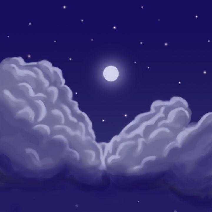 Night sky - Ro