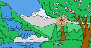 Basic Nature Digital Art