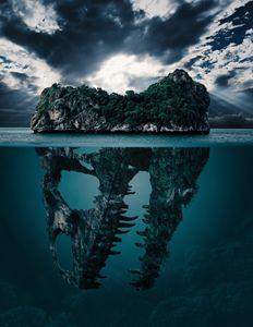 Mystery Dinosaur Island - Graphing Guru